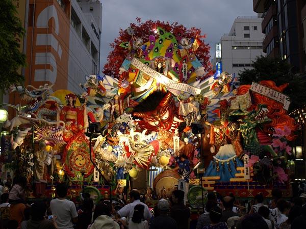 2008_八戸三社大祭_鍛冶町