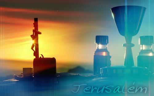 Jerusalém por fotosquefalam.