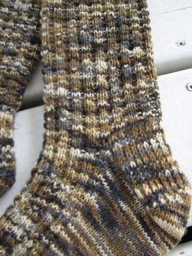 Harris Tweed stitch pattern