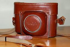 Kodak Retinette 1A case