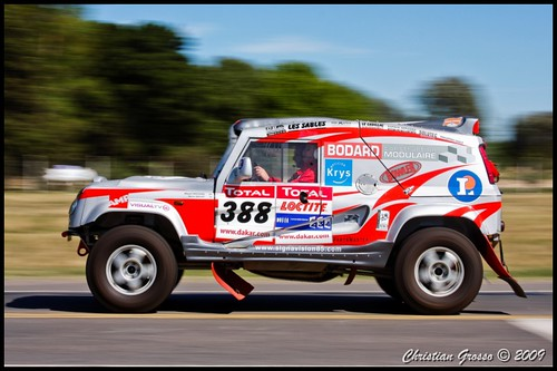 """Dakar 2009 Argentina / Chile • <a style=""""font-size:0.8em;"""" href=""""http://www.flickr.com/photos/20681585@N05/3184079292/"""" target=""""_blank"""">View on Flickr</a>"""