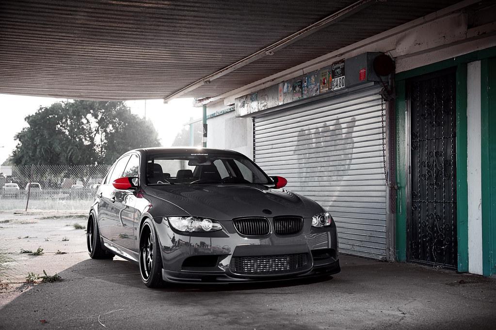 Pics Seal Grey BMW E90 On HRE C93