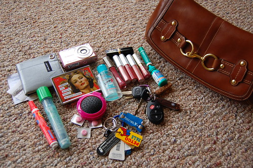 Contents of my purse