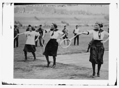 Chicago girls at Sokol Sports, Prague, Austria...