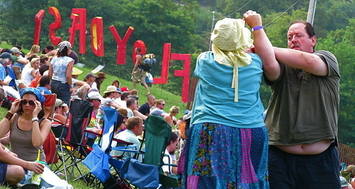Everything Floydfest is About by you.