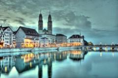 Twins of Zurich