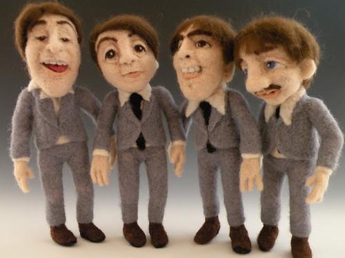 ladies and gentlemen...The Beatles!