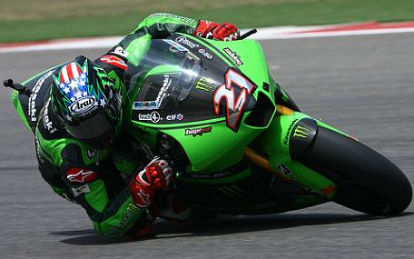 Hopkins, Chinese MotoGP 2008 by you.