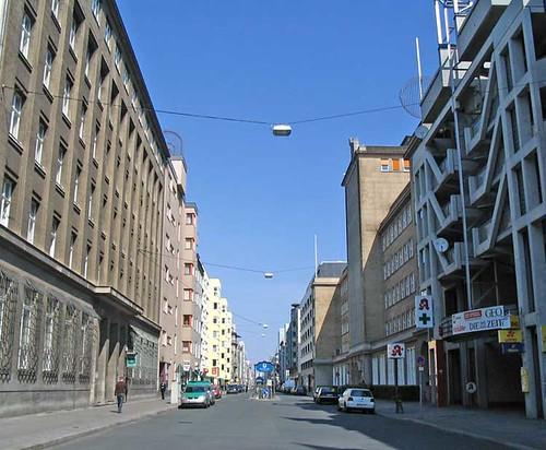 Friedrichstraße on a Sunday. Photo: Ulla Hennig