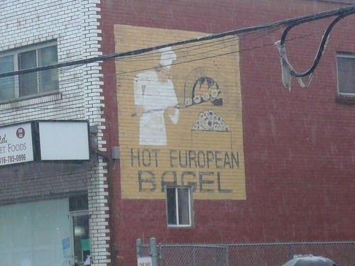 """""""Hot European Bagel"""""""