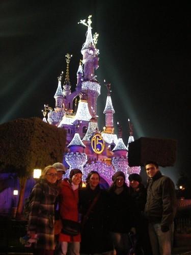 Beautiful Disney at Christmas