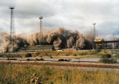 Corus Redcar Mill Demolition 3