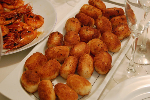 Salt Cod Croquetes