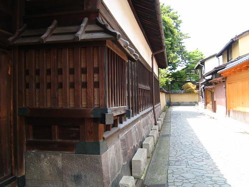 Kanazawa Old Samurai Street