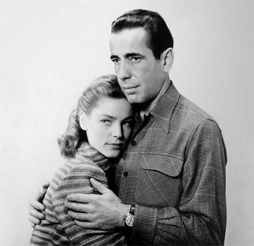 Bogart y Bacall por ti.