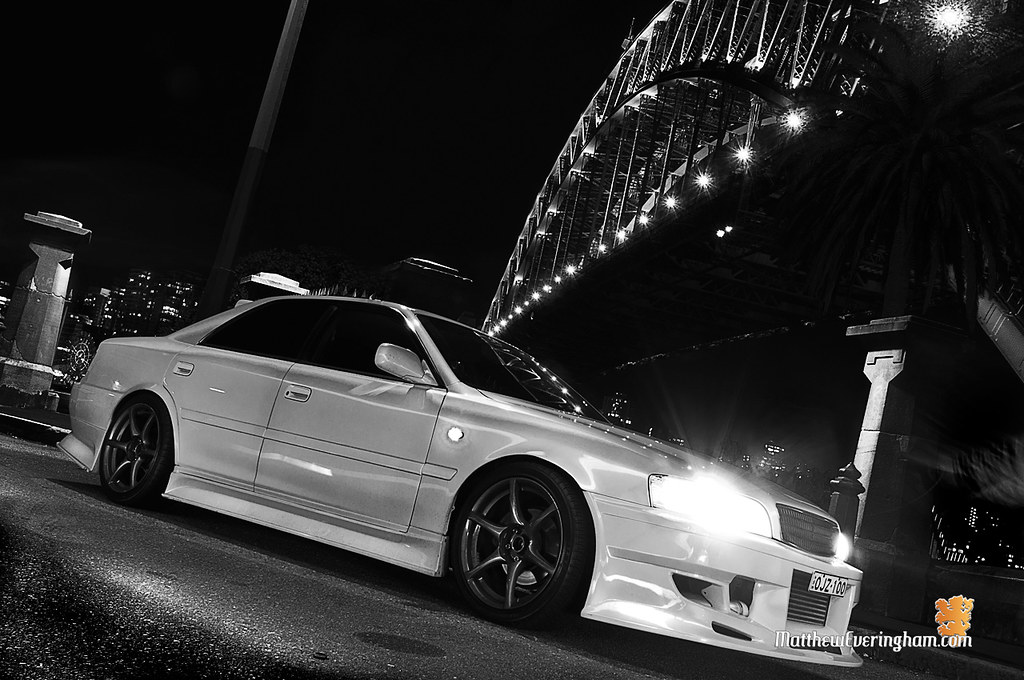 Sidd's Toyota Chaser