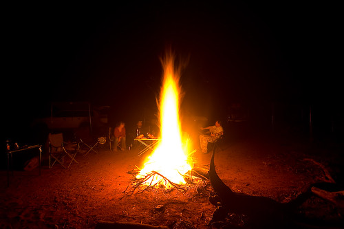 Campfire - Ninghan Station