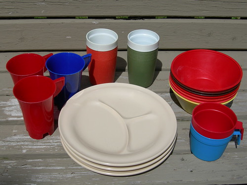 Miscellaneous Picnic-ware