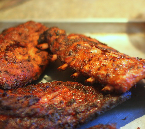 Baby Back Ribs by you.