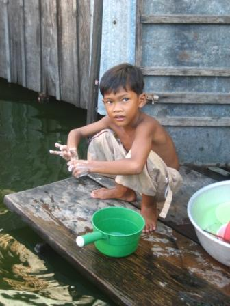 Boy at Boeung Kak