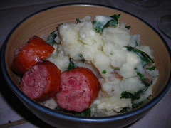 Kielbasa and Killer Colcannon