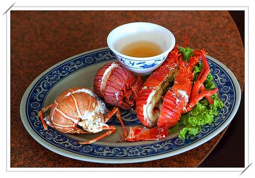 花蓮鹽寮龍蝦海鮮餐廳