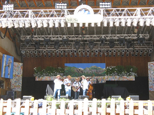 DjBGB on stage at Telluride