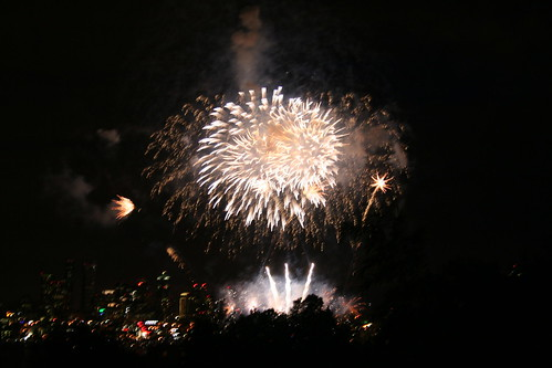 Fireworks Over Seattle.