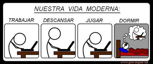 vida moderna