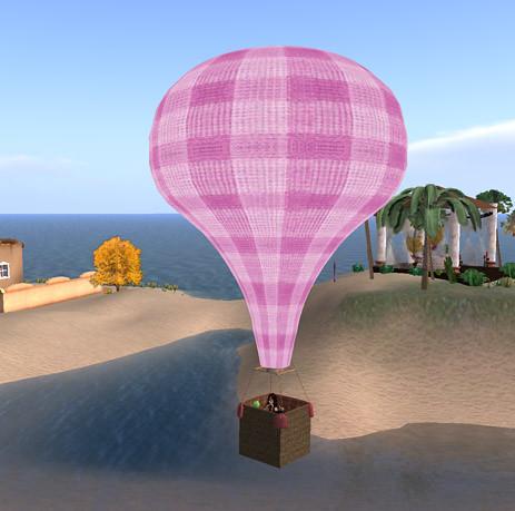 Laleeta's balloon