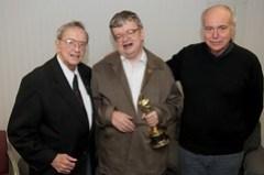 Fran Peek, Kim Peek and Ernie Jones