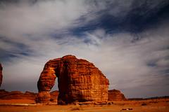 Al-Ula (Elephant Rock)