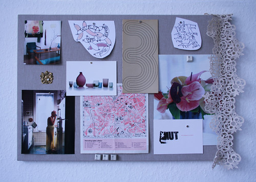 inspiration board (by visual notes)