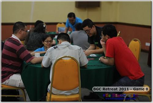 BGC RETREAT 2011 - GAME ZERO