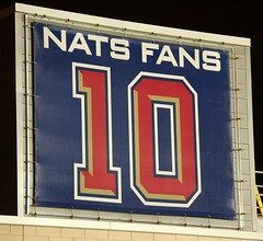 Washington Nationals 10th Man