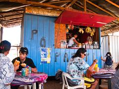 Hier gibt es die leckersten Empanadas der Insel!