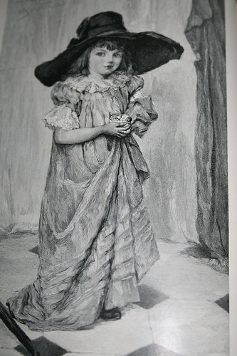 St Nicholas Illustrated 1894-fashionable young lady