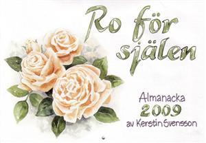 Kerstin Svensson calendar