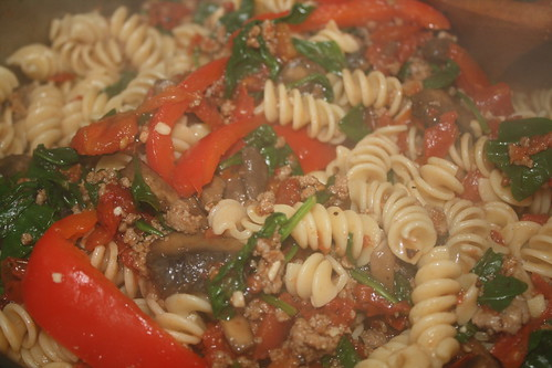 YIP 166.365 Lamb Sausage Rotini