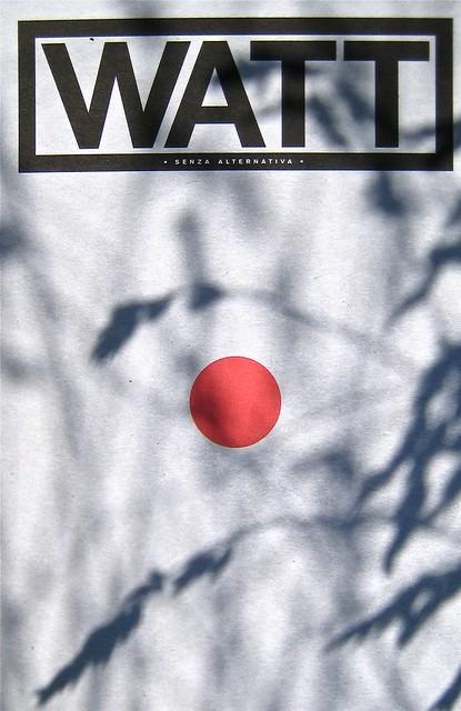 WATT http://www.wattmagazine.it/, 11