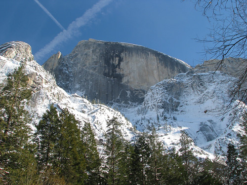 Day 04 - Half Dome Face