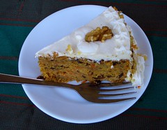 Prune Carrot Cake