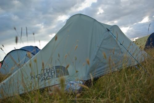 Climate Camp 2008 at Kingsnorth, Kent SG107255