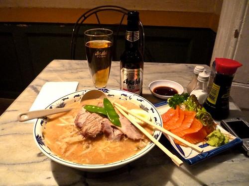 Ramen Seto - meal