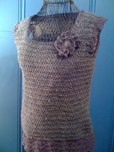 My very first handmade sweater!