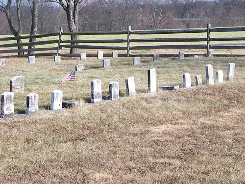 Gettysburg Almshouse Cemetery (2/6)