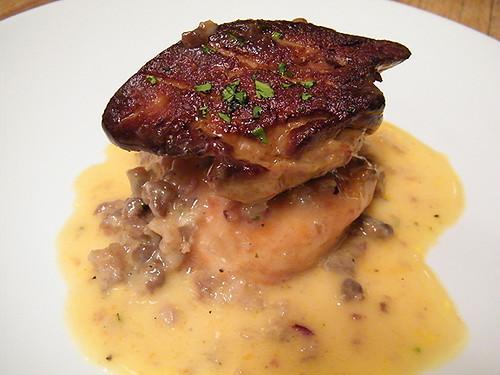 Foie Gras To Go (plated)! MyLastBite.com