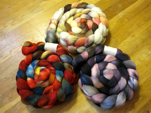 Fiber from All Spun Up