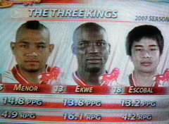 san beda three kings