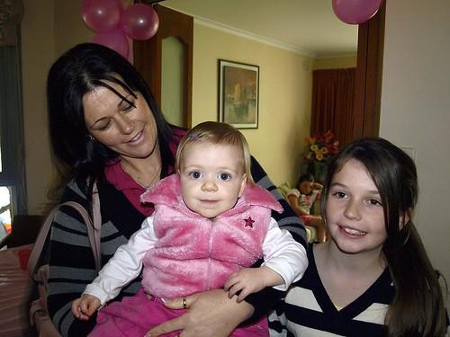 Aunty Terri, Cousen Emily & Tilly